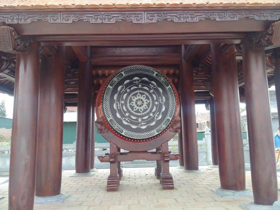 trống chùa