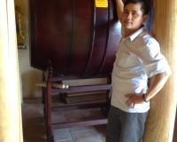 Nghệ nhân Lê Ngọc Thanh và tình yêu với nghề làm trống truyền trống