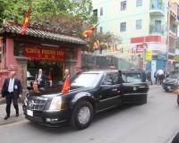 thăm chùa Ngọc Hoàng của Tống Thống Mỹ Obama