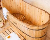 Cơ sở bán bồn tắm gỗ tại Hà Nội